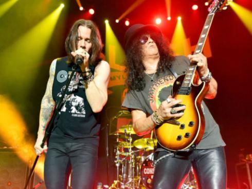 Guns N' Roses llega a México con dos presentaciones
