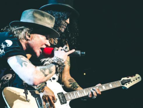 ¡Guns N' Roses hará turismo en Lima!