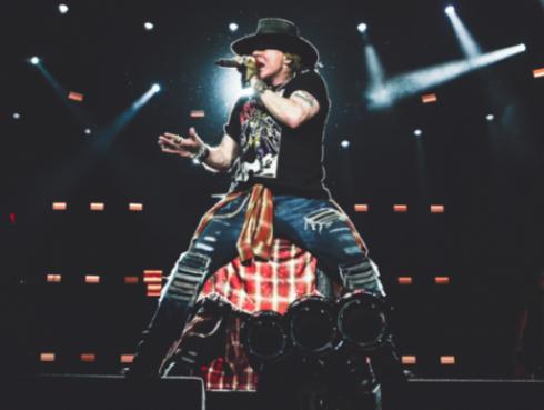 Guns N' Roses armó after party con más de 50 modelos en hotel de Los Ángeles [VIDEO]