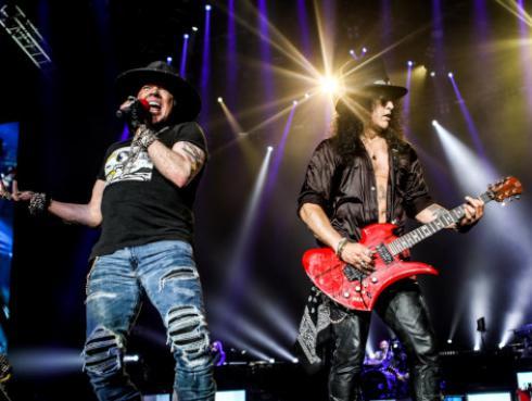 Guns N' Roses: Slash desmiente que la banda trabaje en nueva canción para 'Terminator'