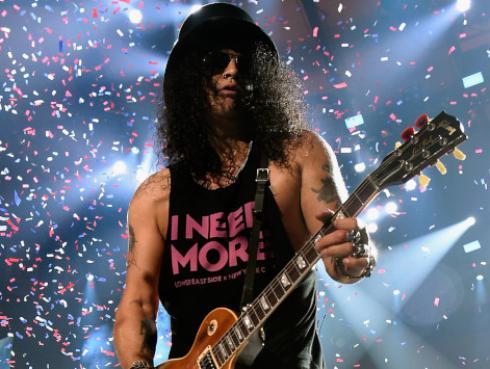 Guns N 'Roses: Slash habla de la posibilidad de una película en Netflix