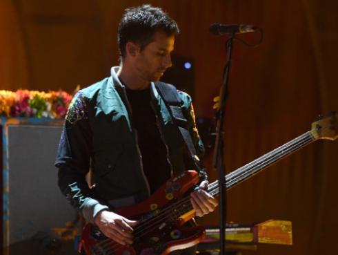 Guy Berryman, bajista de Coldplay, cumple 41 años: 5 curiosidades que deberías conocer