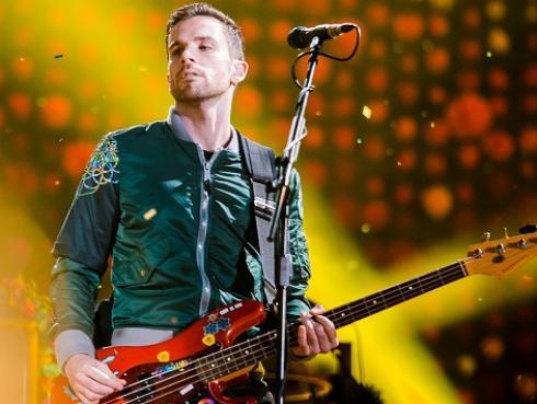 Guy Berryman, bajista de Coldplay, se une a Instagram y anuncia proyecto musical