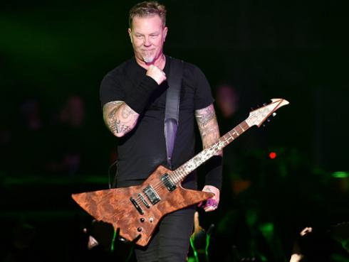 'Hardwire... To Self Destruct' de Metallica se convierte en Nro. 1 en más de 50 países a días de su lanzamiento