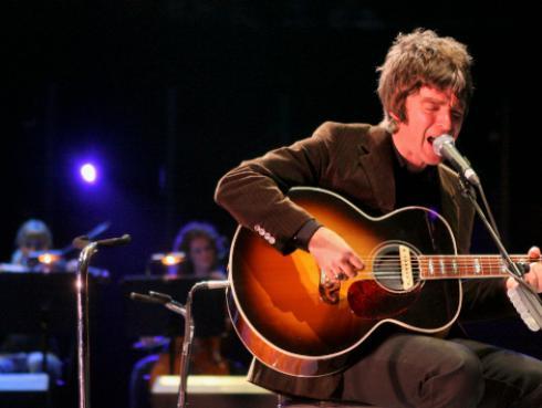 Noel Gallagher y su emotivo concierto en Argentina