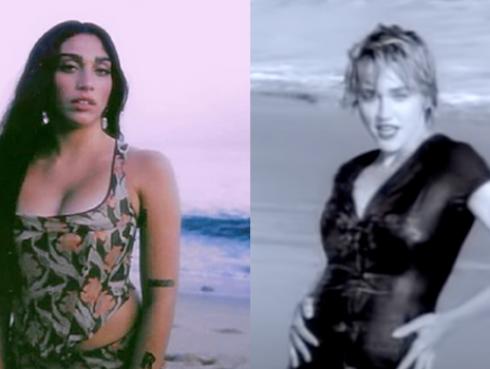 Hija de Madonna recrea 'Cherish' como homenaje a su madre