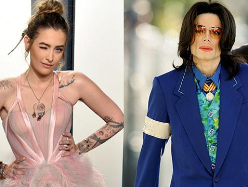 Hija de Michael Jackson será Jesús de Nazaret en la película Habit