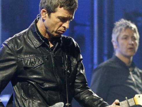 Hija de Noel Gallagher se disfraza como su padre