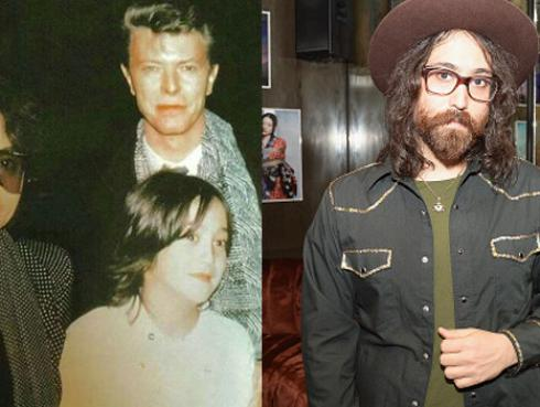 Hijo de John Lennon dedica emotiva carta a David Bowie