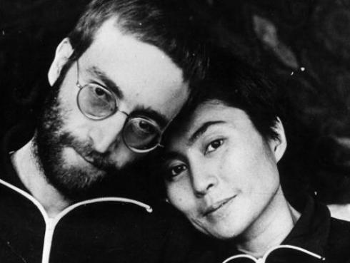 Historia de amor entre John Lennon y Yoko Ono será llevada al cine