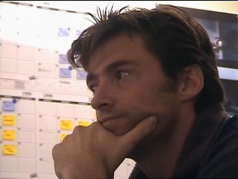 Hugh Jackman, en su casting para ser Wolverine en 1999, se volvió viral de YouTube [VIDEO]