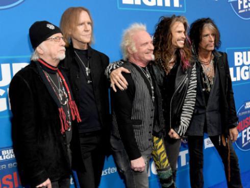 Inauguran museo de Aerosmith en Las Vegas