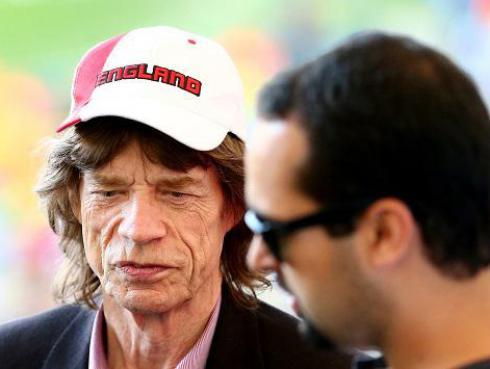 ¿Inglaterra no accedió a la final del Mundial por culpa de Mick Jagger?