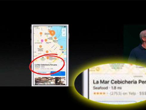 Comida peruana estuvo 'presente' en presentación del iPhone 7 [VIDEO]
