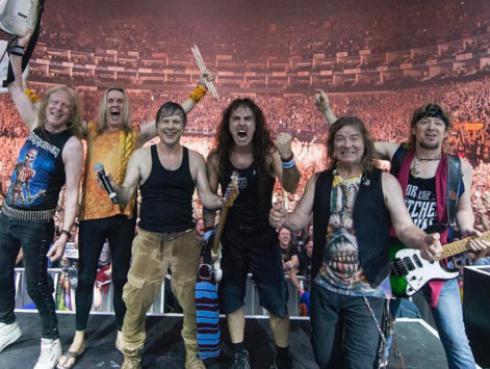 Niños escucharon a Iron Maiden por primera vez y estas fueron sus reacciones