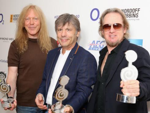 La Cámara de Diputados de Argentina homenajeará a Iron Maiden