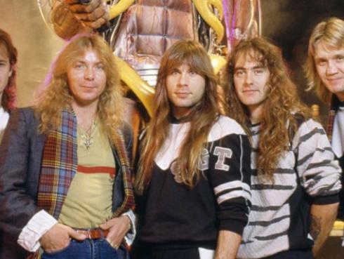 Iron Maiden habría grabado su nuevo disco en París