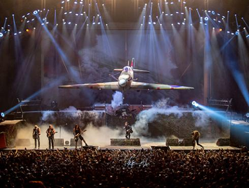 Iron Maiden envía mensaje a sus fans tras cancelación de sus conciertos