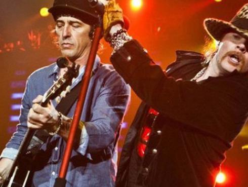 Izzy Stradlin revela por qué no se sumó a la reunión de Guns N' Roses