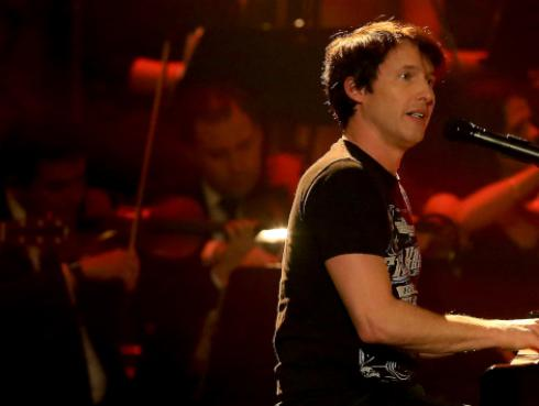 James Blunt y su 'Afterlove' conquistaron el Cap Roig