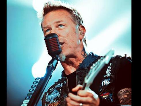 James Hetfield se fue a vivir de San Francisco a Colorado. ¡Aquí el porqué! (VIDEO)