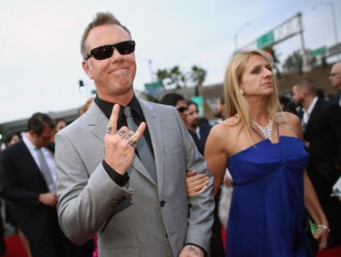 James Hetfields de Metallica explica porque ya no se toma fotos con los fans