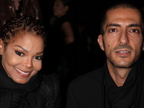 Janet Jackson se convirtió en madre a los 50 años