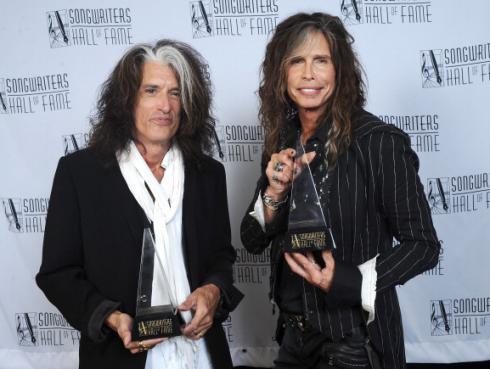 Joe Perry, guitarrista de Aerosmith, niega que la banda se este separando