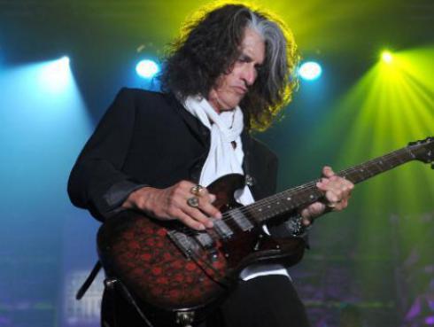 Aerosmith anuncia regreso de Joe Perry a los escenarios