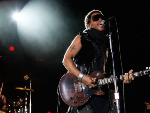 Lenny Kravitz lanza nuevo sencillo, 'Johnny Cash'