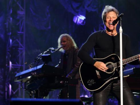 Estas son las fechas de presentaciones de Bon Jovi para el 2019
