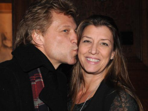 ¡Jon Bon Jovi revela el secreto para mantener un matrimonio feliz!