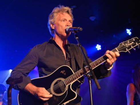 Jon Bon Jovi realizará concierto en crucero de España