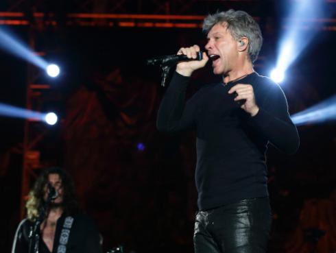 Las mejores canciones de Bon Jovi de Navidad