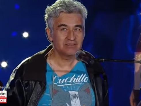 Este fue el emotivo regreso de Jorge González, ex líder de Los Prisioneros, a un gran escenario [VIDEO]