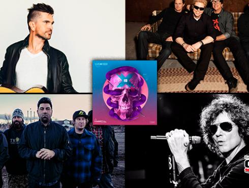 Juanes, The Offspring, Deftones y Bunbury encabezan el cartel de Vivo x el Rock 10