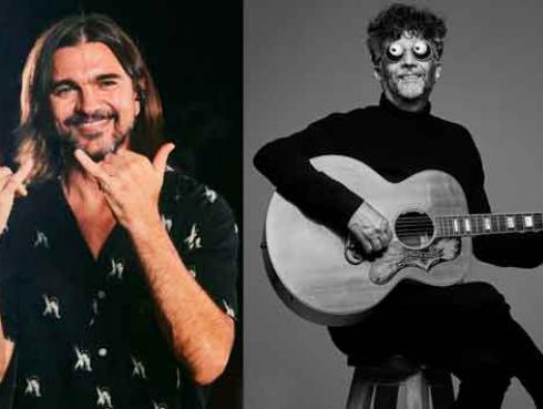 Juanes estrena nueva versión de 'El amor después del amor' de Fito Páez