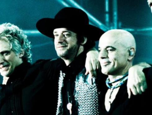 Juanes y Zeta Bosio realizaron tributo a Soda Stereo en Colombia