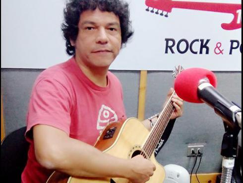5 datos que no sabías de Julio Pérez, vocalista de La Sarita
