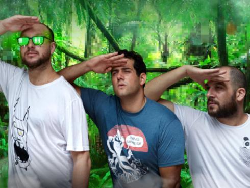 Kanaku y El Tigre estrenó su nuevo álbum durante el aislamiento obligatorio