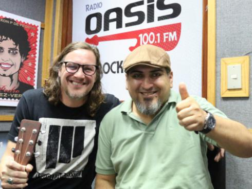 Candlebox en el Oasis: Escucha en vivo 'Far Behind' [VIDEO]