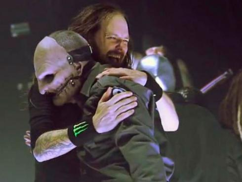 Korn compartió video de 'A Different World', tema que interpreta junto a Corey Taylor [VIDEO]