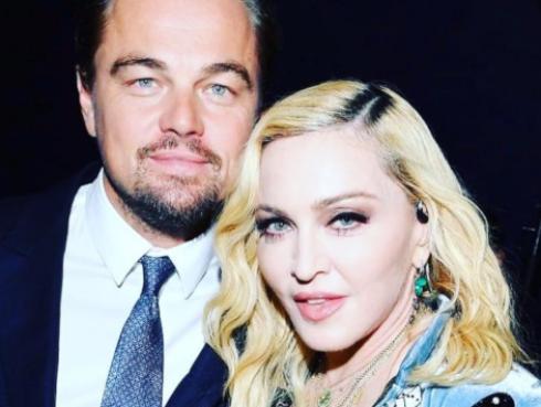 Madonna felicita a Leonardo DiCaprio en su cumpleaños [FOTO]