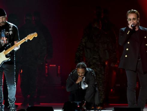 U2 nominado a Mejor Artista Rock en MTV EMAs