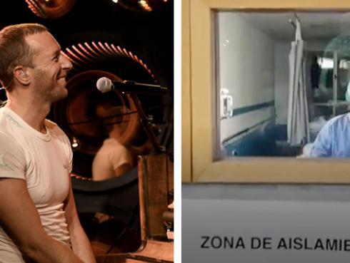 La canción de Coldplay que inspira a los médicos de España