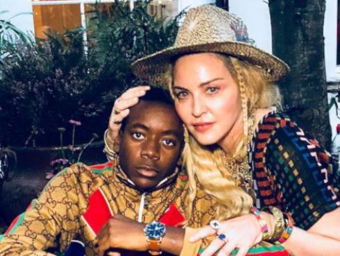 Así celebró Madonna en cumpleaños de su hijo David Banda