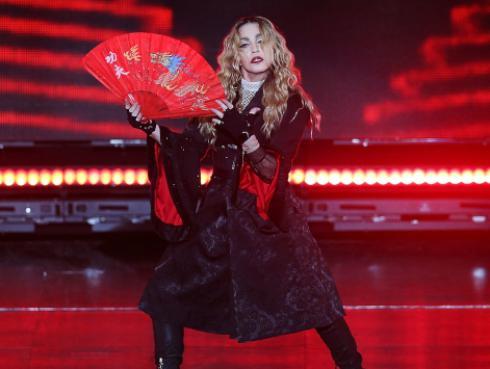 ¿Madonna incursiona en la música urbana? [FOTO]