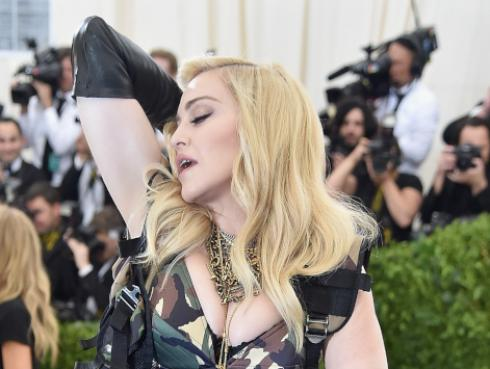 A los 60 años Madonna demuestra que sigue siendo sexy [VIDEOS]