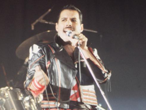 Esta famosa actriz rindió tributo a Freddie Mercury
