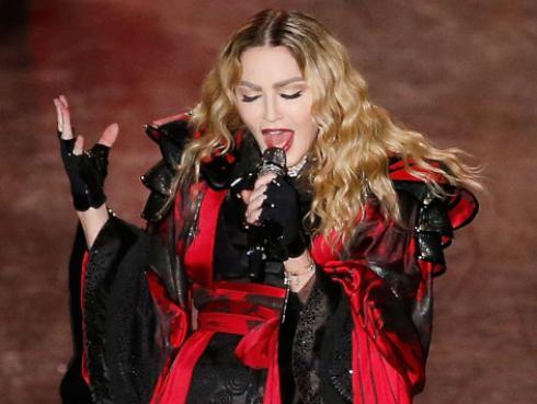 El tributo a las mujeres de Madonna